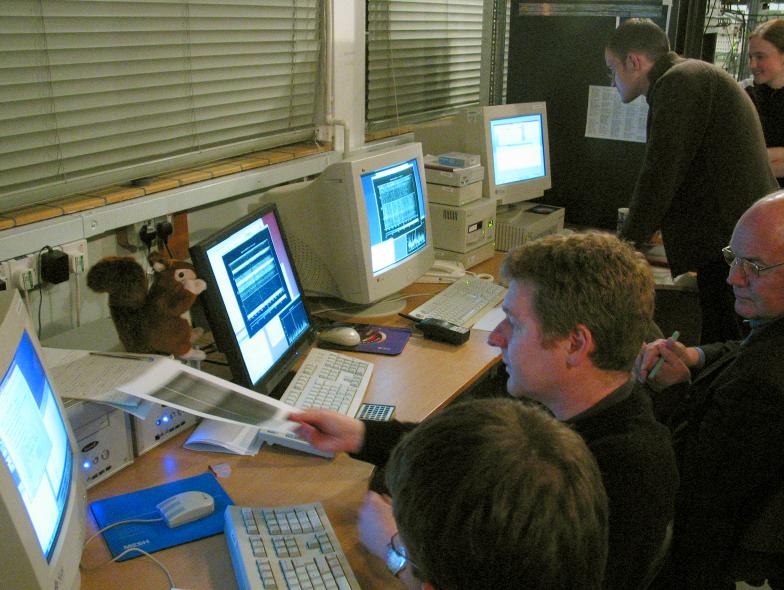 Observing Room